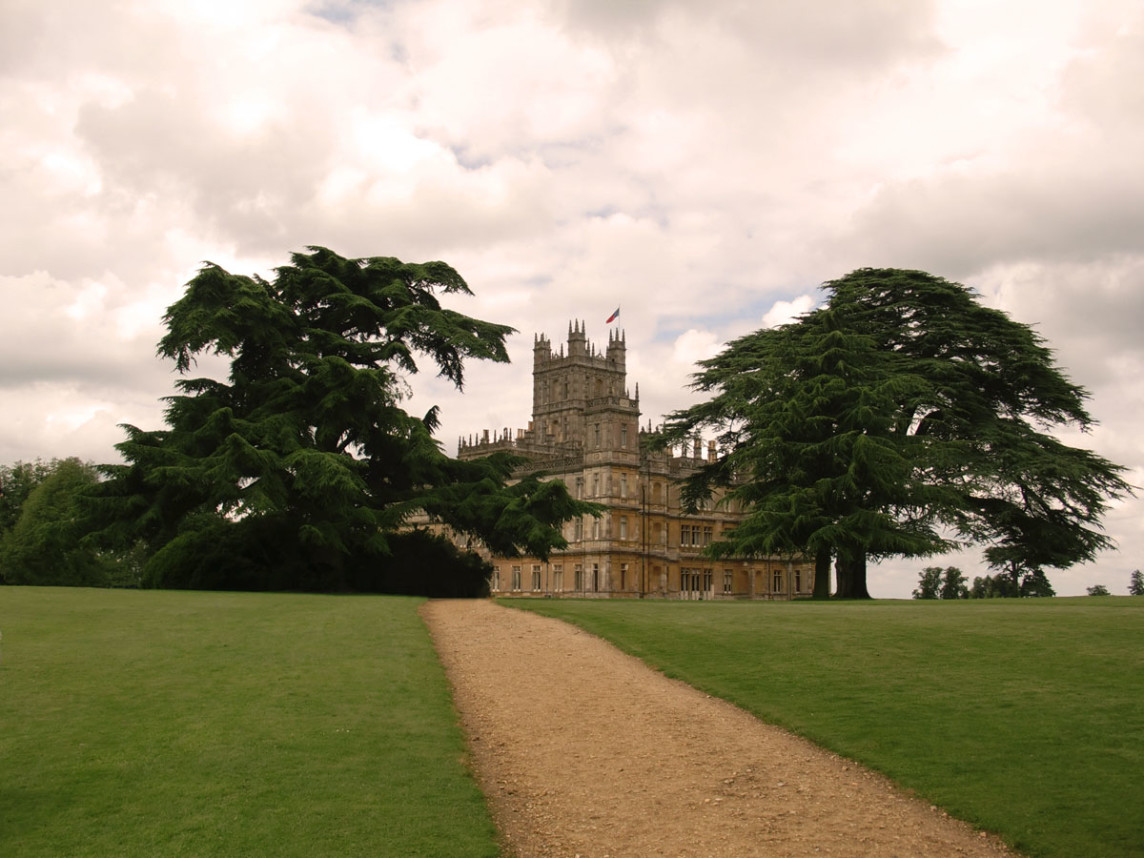 Cedars of Downton Abbey
